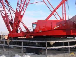 Manitowoc 4100w Series Ii 300 Ton Crawler Crane For Sale