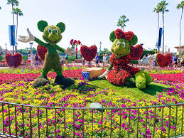 flower and garden festival the walt disney world spring season event