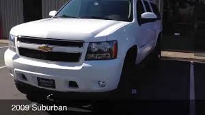 FOR SALE 2009 Chevy Suburban LT Lifted Leather 4x4 SOLD - YouTube