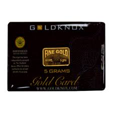 Gold Card Office 5g Goldknox Gold Card Po