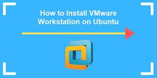 how to install vmware how to install vmware workstation on ubuntu 18 04