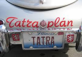 tatra tatraplan 600 1952 cartype tatra 600 rear detail