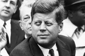 Rare images of John F. Kennedy surface after 50 years forgotten in ...