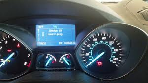 2013 Ford Escape Check Engine Light Reset 2013 Ford Escape Oil Change Light Reset