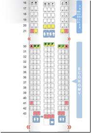 British Airways Flight 282 Seating Chart Flight Review British Airways 787 9 Economy Row 43 H J