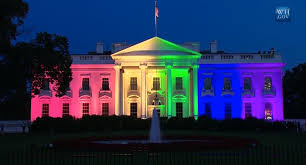 new house lighting. TIME LAPSE: White House Lights Up In Rainbow Colors To Celebrate Gay Marriage | TheHill New Lighting