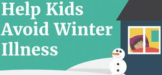 Help Kids Avoid Winter Illness Infographic Northwest