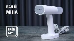 Trên tay bàn ủi hơi nước Xiaomi Mijia - YouTube
