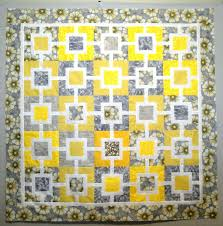 12 best Yellow and Gray Quilts images on Pinterest | Quilt ... & Grey and yellow quilt idea - a lot of cutting and piecing involved in this  one. Adamdwight.com