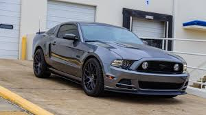 2013 Sterling Grey Metallic Ford Mustang GT Pictures, Mods ...