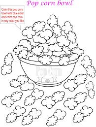Popcorn Maze Printable Google Search Cub