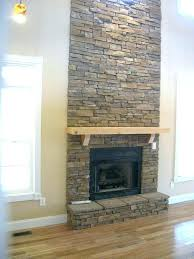 stone stacked fireplace cost to do siding s tile surround stacked stone fireplace cost