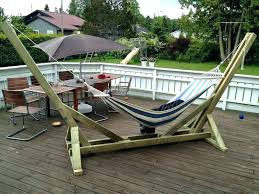 chair hammock stand wonderful home artistic wooden hammock stand plans on that you can make this chair hammock stand