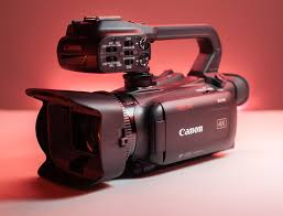 Canon Camcorder Comparison Chart The Review Of The Canon Xa 40 Uhd Camcorder