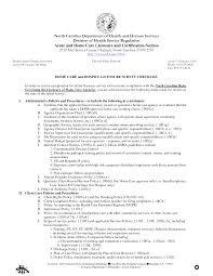 Resume Samples For Cna Sample Resume Cna No Experience Najmlaemah 23