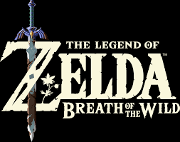 Image - The Legend of Zelda Breath of the Wild - Logo 02.png ...