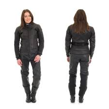 clearance rst women s madison ii leather jacket black motorcycle accessories australia scm