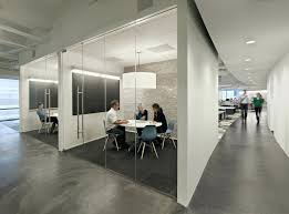 small office room interior design. interior design small office room blue eames chairs provide a splash of color in the cool interiors dallas tm advertising