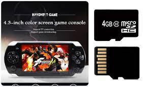 Máy chơi game cầm tay x6 màn hình 4.3 inch hd và phụ kiện - Sắp xếp theo  liên quan sản phẩm