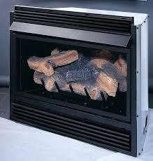 vanguard vent free fireplace insert procom reviews 26 000 btu dual fuel 24 in gas logs
