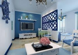 blue living room furniture sets. Amazing Blue Theme Living Room With White Furniture Sets