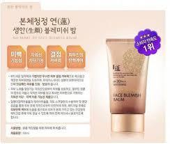 best korean bb no makeup face blemish balm whitening cream spf 30 pa 50 ml