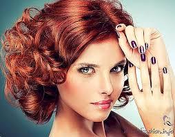 Módní ženské účesy Pro Střední Vlasy Lady Fashion