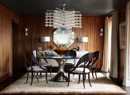 contemporary chandeliers for dining room. Small Dining Room Decorating With Contemporary Chandelier Fixture Above Large Round Table Ideas And Best Square Rugs Under Modern Chairs Furniture Chandeliers For O