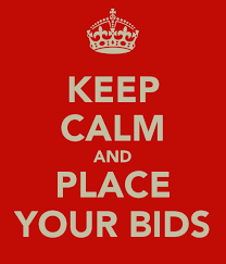 Your Bids Keep Calm And Place Your Bids Poster Hd Keep Calm O Matic