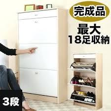 shoe box storage nike hide completed door