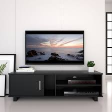 Wooden Tv Set Design Ej Life Wooden Tv Stand Tv Unit Storage Console Tv Cabinet