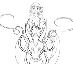 spirited away coloring pages. Interesting Coloring Spirited Away Coloring Pages 68 With Inside D