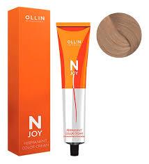 N-JOY <b>Перманентная крем-краска для волос</b> № 10/0 светлый ...
