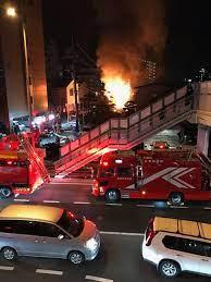 高知 市 火事 どこ