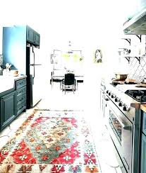 galley kitchen rug ideas runner rugs carpet country french full size of