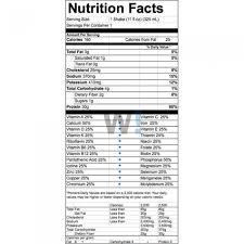 premier protein vanilla shake 18 packs 18 11oz shakes