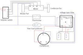 split type air conditioner wiring diagram 4k wallpapers split ac wiring diagram at Wiring Diagram Of Window Type Air Conditioner
