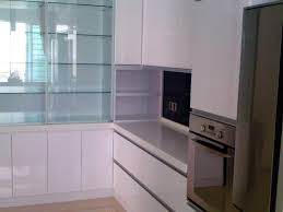Winsome How Paint High Gloss Kitchen Cabinets Kitchendecoratenet ...