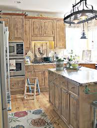 French Country Kitchen French Country Kitchen Stencils Interior Exterior Doors
