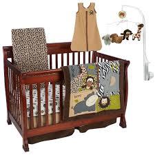just born zootopia crib bedding collection