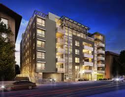 West La Apartment Buildings