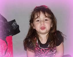 She stuck her tongue out at me... <3 | Tongue, Siblings