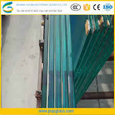 <b>China Supplier High Quality</b> Ultra Thickness 19mm Tempered Glass ...