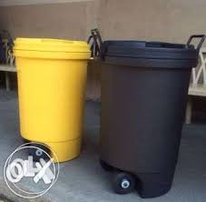 used trash cans for sale. Exellent Cans Rolling Trashbin Intended Used Trash Cans For Sale G