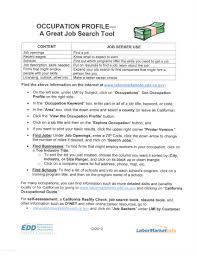 Unemployment Ca Resume Awesome Update My Resume Resume Example Upload Resume  to Caljobs Career