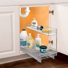 Lynk Professional Slide Out Under Sink Cabinet Organizer Reviews