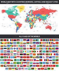 Alphabetical Order All Flags Of The World In Alphabetical Order And Detailed World