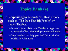 exposition cause and effect essay ppt  15 topics