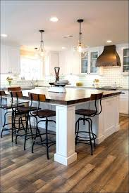 stylish kitchen what size pendant light over island black 8 foot with seating plan ft