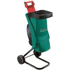 garden mulcher. Bosch™ 2200W Electric Garden Shredder Mulcher Wood Chipper Machine -2yr Warranty